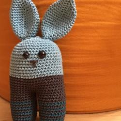 Den tobenede kanin