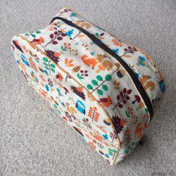 En syet kuffert - DIY